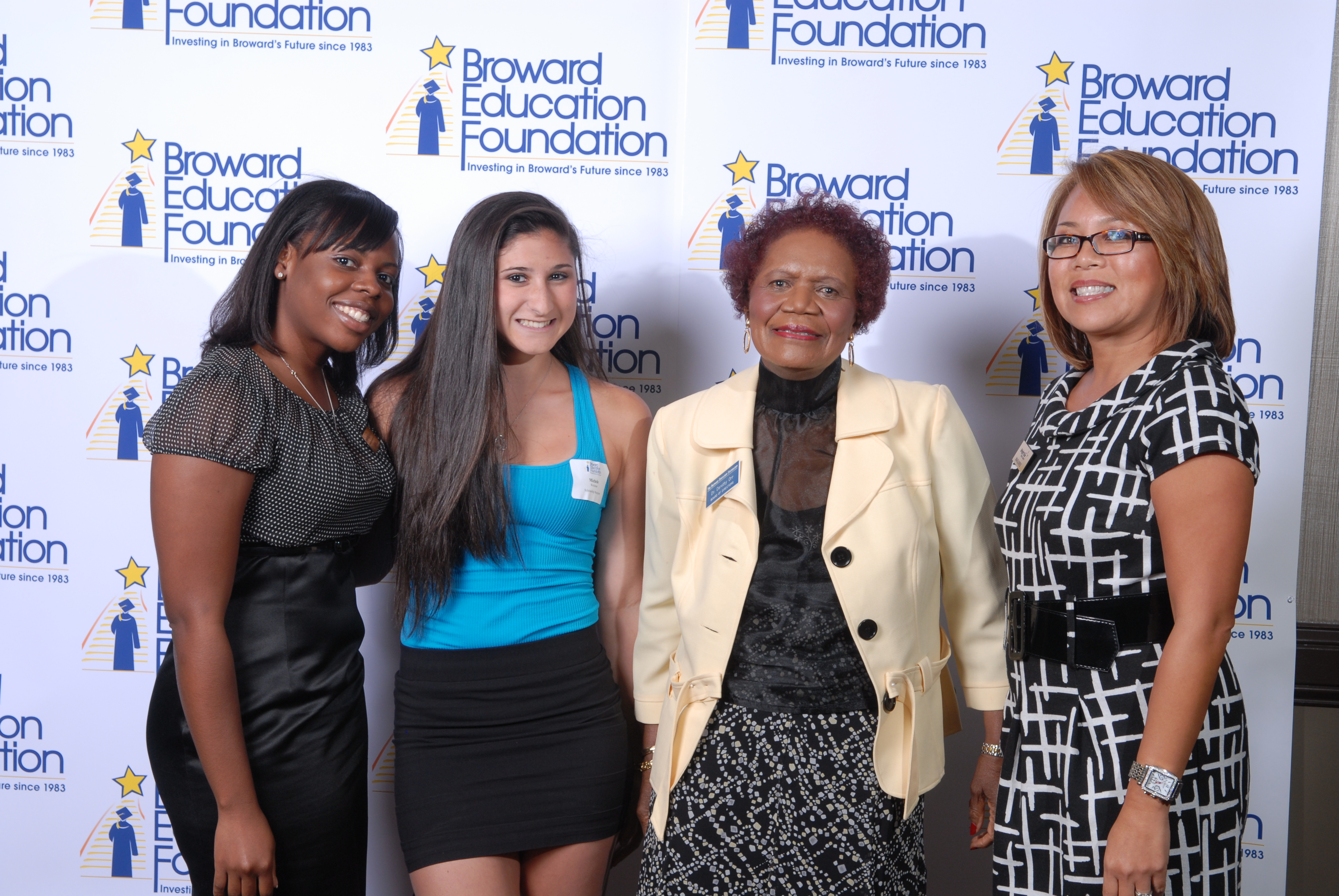 For the past twenty five years, the Broward Education Foundation, the School  Board of Broward County, local universities and businesses have all joined  ...